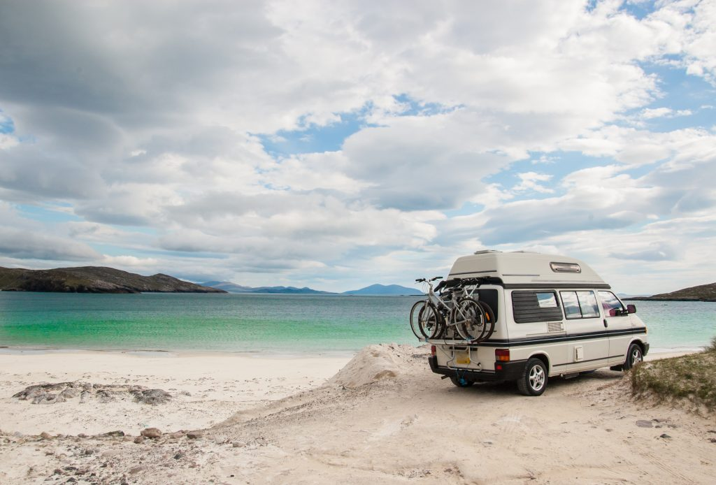 VW camper huren en op vakantie gaan, avontuur gegarandeerd