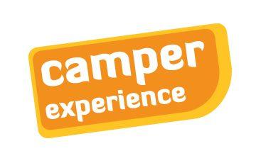 logo camperverhuur bedrijf camper experience