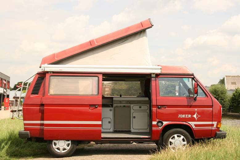 VW T3 hefdak - Camper Experience