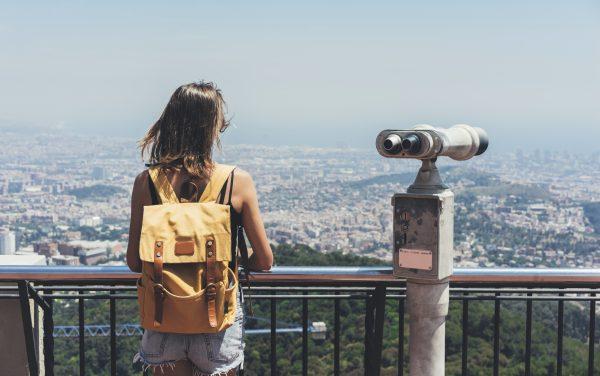 stedentrip maken en genieten van het uitzicht